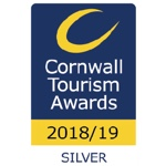 Cornwall Tourism Silver 2018-2019