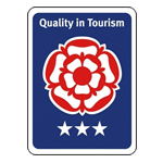 Quality in Tourism Award Rose Holiday Park 3 Star