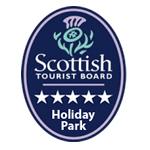Scottish Tourist Board Holiday Park 5 Star