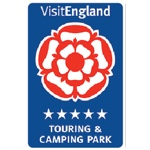 Visit England 5 Star Touring Camping