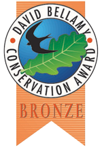 David Bellamy Conservation Awards. Bronze Award.