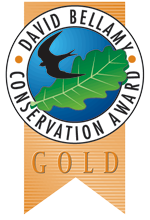 David Bellamy Conservation Awards. Gold Award.
