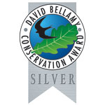 silver David Bellamy Conservation Award
