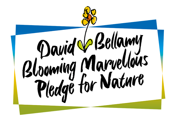 David Bellamy Blooming Marvellous Pledge for Nature