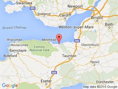 Doniford Bay Map Doniford Bay Holiday Park, Somerset | UK Parks