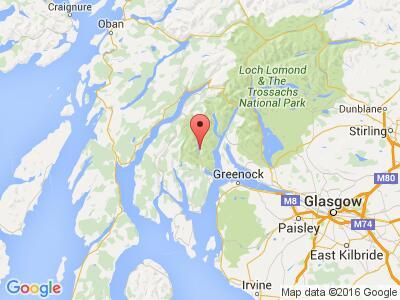 Loch Eck Caravan Park
