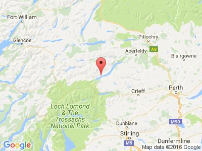 Loch Tay Highland Lodges