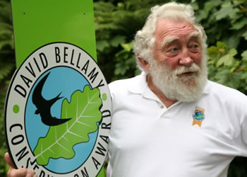 David Bellamy Conservation Awards.